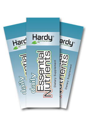 Daily Essential Nutrients Powder Sample Packets